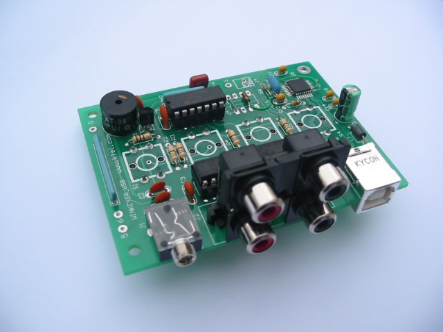 My Latest Kit - WinKeyer USB - KB6NU's Ham Radio Blog